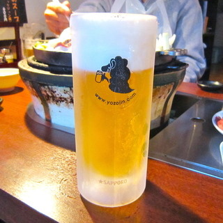 夜空のジンギスカン 本店 - シメビー!
