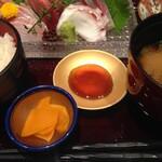 くずし割烹 白金魚 -