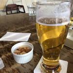 プレストンカフェ - ビールMを追加