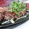 ステーキハウス 楽園 - 料理写真:楽園ステーキ