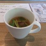 食田 - スープ