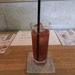 食田 - スモモのジュース