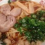 中華そば ふじい - 昼食セット 中華そば