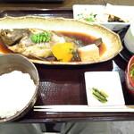129342841 - 煮魚御膳1,300円(税込)