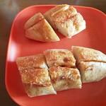 クリーブラッツ - 料理写真:めんたいフィセル