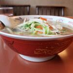 新三陽 - 料理写真:タンメン