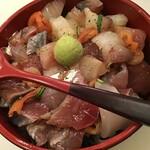 鮨よし - 料理写真:バラちらし漬け丼《テイクアウト専用》