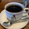 フェイバリットコーヒー - ドリンク写真:本日のコーヒー   500円(税抜) スイーツとセットなら300円になります