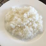 洋食屋クメキッチン - ライス