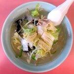 五福星 - 料理写真:タンメン