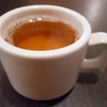 西安餃子楼 - お茶