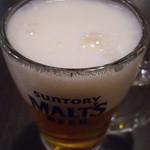 西安餃子楼 - 生ビール
