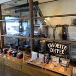 フェイバリットコーヒー - コーヒー豆も売ってます♡