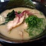 鶏白湯 らぁ麺 荻 - 鶏白湯らぁ麺