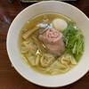 らーめん本竈 - 料理写真:塩全部入りラーメン 1200円税込