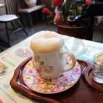 喫茶ツヅキ - クリーミー(^o^)
