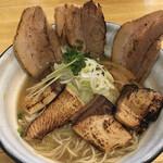 めんや 正明 - 料理写真:鰤チャーシュー麺 塩