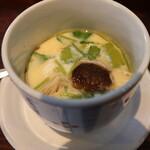 ひかり寿司 - 料理写真:茶碗蒸し
