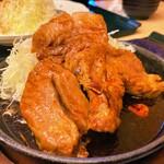ゆうたく - ゆうたく@帯広 十勝トンテキ定食