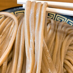 中華蕎麦うゑず - 麺