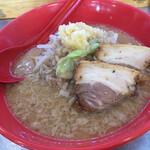 ラーメン 篠寛 - 味はガツンとパンチがあり、中々なもの