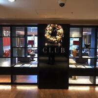 シェラトン都ホテル東京-2階のラウンジ