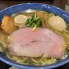 食煅 もみじ - 料理写真:特製塩そば 1,050円