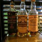 バー・サルバドール - 生まれ年のスコッチウイスキー (2012/05)