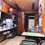 定食のヤシロ - 店内の様子