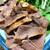 真庭市場 - 料理写真:冷凍猪肉とクレソン