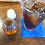 アルペンローゼ - アイスコーヒー
