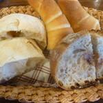 アルペンローゼ - パン食べ放題