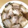 古川農園 - 料理写真:肉そば手打ち麺