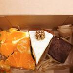 イキ エスプレッソ - ケーキのテイクアウト