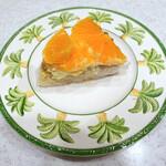 イキ エスプレッソ - オレンジ・ケーキ