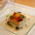 フローラ - レディスランチの前菜