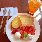 フルーツカフェ イチナ - 料理写真: