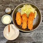 三好弥 - 牡蠣フライ