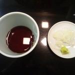 九段一茶庵 -
