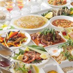 レストラン ミコノス - 料理写真:ランチバイキング「ミコノス」にて