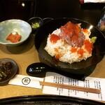 丸松 - ぜいたくまかない丼(特上)