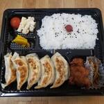 肉汁餃子のもりや - 餃子定食2020.04.20