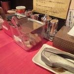 ラー麺 ずんどう屋 - ニンニク&しょうが