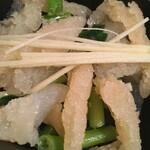 129405309 - テイクアウト クラゲの冷菜
