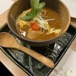 新発田藩 - 料理写真:味噌シチュー