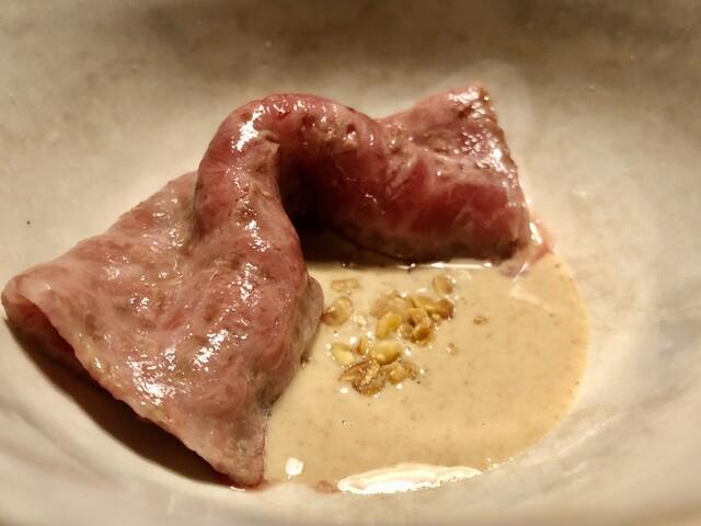 日本焼肉 はせ川 銀座店の料理の写真