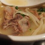 沖縄食堂チャンプル×チャンプル - ソーキアップ