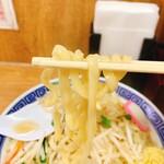 129407600 - タンメン  麺リフト