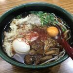 道の駅カフェ - 料理写真:そば