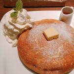 石釜 ベイクブレッド 茶房 タムタム - パンケーキ